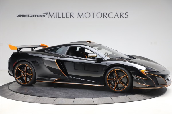 Used 2016 McLaren 688 MSO HS for sale Call for price at Bugatti of Greenwich in Greenwich CT 06830 11