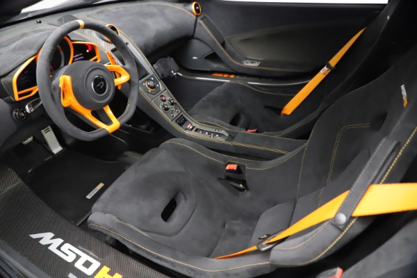 Used 2016 McLaren 688 MSO HS for sale Call for price at Bugatti of Greenwich in Greenwich CT 06830 13