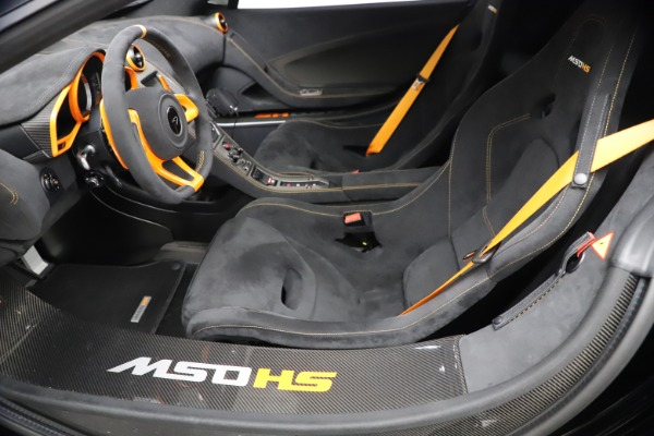 Used 2016 McLaren 688 MSO HS for sale Call for price at Bugatti of Greenwich in Greenwich CT 06830 14