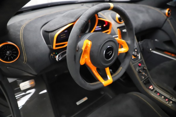 Used 2016 McLaren 688 MSO HS for sale Call for price at Bugatti of Greenwich in Greenwich CT 06830 17