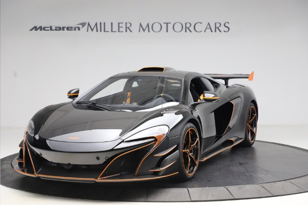 Used 2016 McLaren 688 MSO HS for sale Call for price at Bugatti of Greenwich in Greenwich CT 06830 2