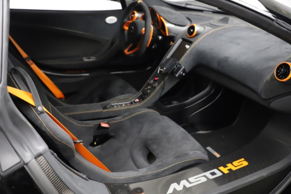 Used 2016 McLaren 688 MSO HS for sale Call for price at Bugatti of Greenwich in Greenwich CT 06830 20