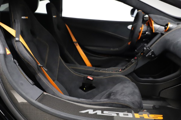 Used 2016 McLaren 688 MSO HS for sale Call for price at Bugatti of Greenwich in Greenwich CT 06830 21