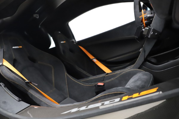 Used 2016 McLaren 688 MSO HS for sale Call for price at Bugatti of Greenwich in Greenwich CT 06830 22