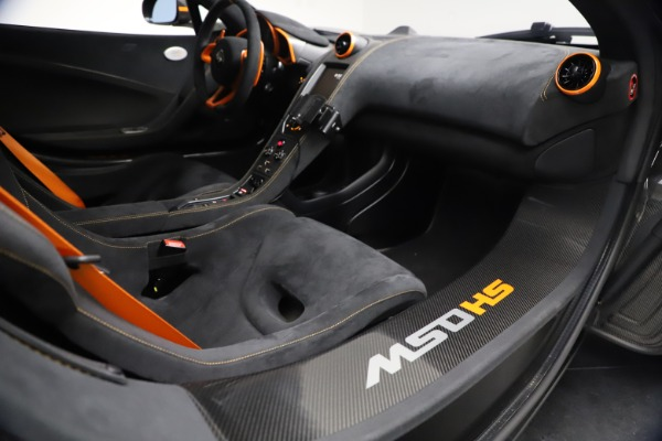 Used 2016 McLaren 688 MSO HS for sale Call for price at Bugatti of Greenwich in Greenwich CT 06830 23