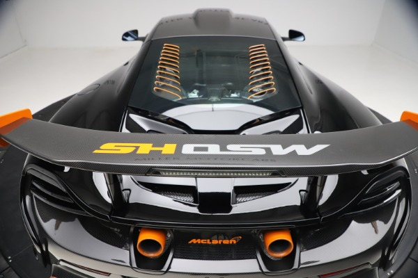 Used 2016 McLaren 688 MSO HS for sale Call for price at Bugatti of Greenwich in Greenwich CT 06830 27