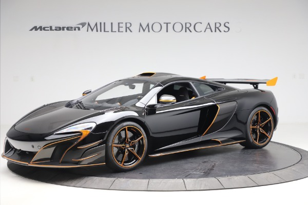 Used 2016 McLaren 688 MSO HS for sale Call for price at Bugatti of Greenwich in Greenwich CT 06830 3