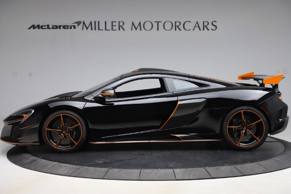 Used 2016 McLaren 688 MSO HS for sale Call for price at Bugatti of Greenwich in Greenwich CT 06830 4