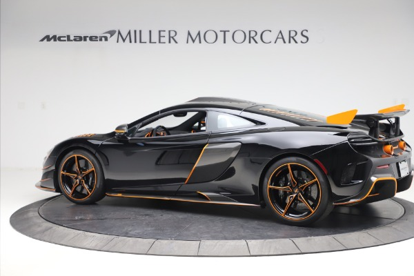 Used 2016 McLaren 688 MSO HS for sale Call for price at Bugatti of Greenwich in Greenwich CT 06830 5