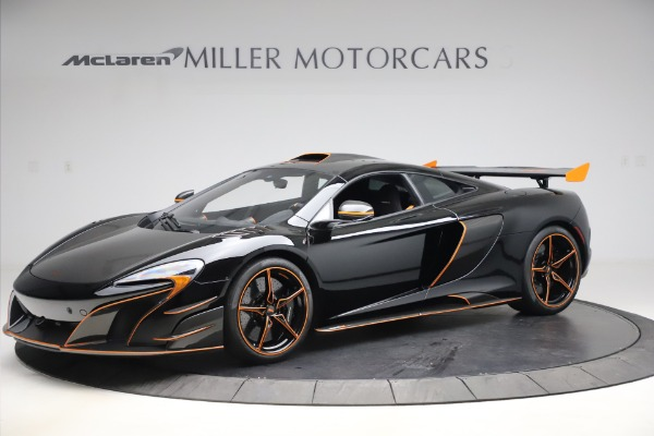 Used 2016 McLaren 688 MSO HS for sale Call for price at Bugatti of Greenwich in Greenwich CT 06830 1