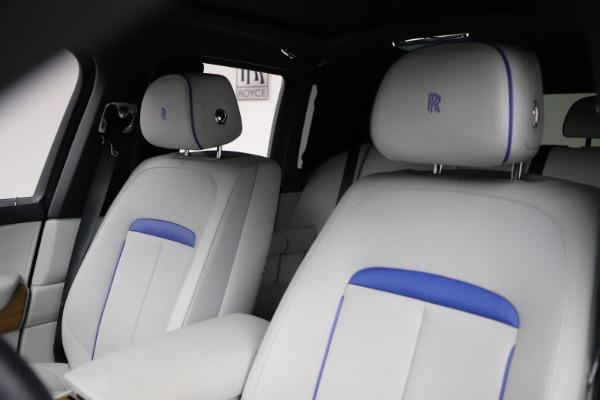 Used 2019 Rolls-Royce Cullinan for sale $349,900 at Bugatti of Greenwich in Greenwich CT 06830 15
