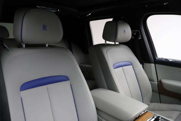 Used 2019 Rolls-Royce Cullinan for sale $349,900 at Bugatti of Greenwich in Greenwich CT 06830 16
