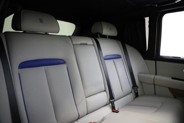 Used 2019 Rolls-Royce Cullinan for sale $349,900 at Bugatti of Greenwich in Greenwich CT 06830 17