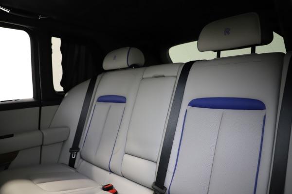Used 2019 Rolls-Royce Cullinan for sale $349,900 at Bugatti of Greenwich in Greenwich CT 06830 18