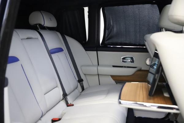 Used 2019 Rolls-Royce Cullinan for sale $349,900 at Bugatti of Greenwich in Greenwich CT 06830 22