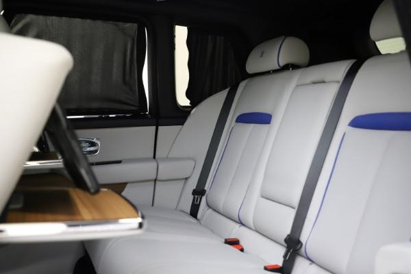 Used 2019 Rolls-Royce Cullinan for sale $349,900 at Bugatti of Greenwich in Greenwich CT 06830 25