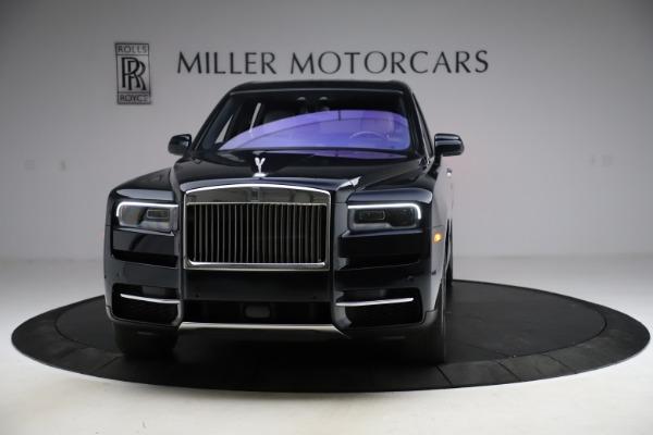 Used 2019 Rolls-Royce Cullinan for sale $349,900 at Bugatti of Greenwich in Greenwich CT 06830 3