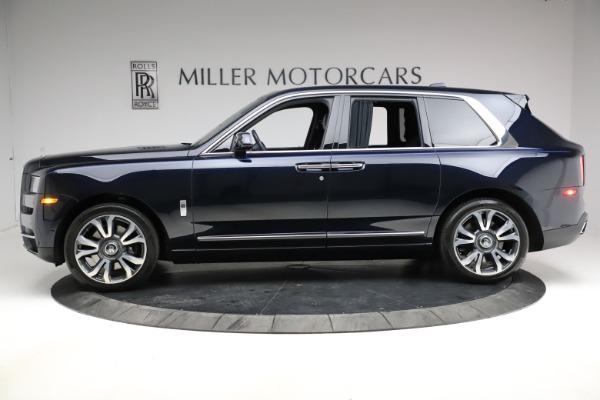 Used 2019 Rolls-Royce Cullinan for sale $349,900 at Bugatti of Greenwich in Greenwich CT 06830 5
