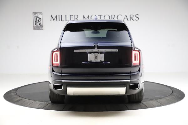 Used 2019 Rolls-Royce Cullinan for sale $349,900 at Bugatti of Greenwich in Greenwich CT 06830 8