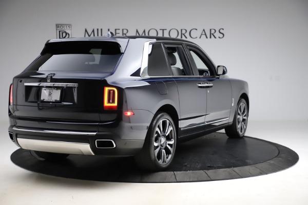 Used 2019 Rolls-Royce Cullinan for sale $349,900 at Bugatti of Greenwich in Greenwich CT 06830 9