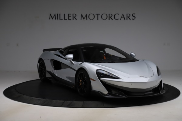 Used 2019 McLaren 600LT for sale $223,900 at Bugatti of Greenwich in Greenwich CT 06830 10