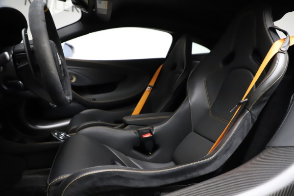 Used 2019 McLaren 600LT for sale $223,900 at Bugatti of Greenwich in Greenwich CT 06830 15