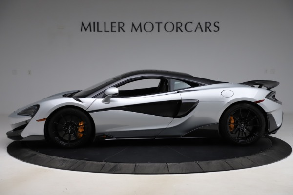 Used 2019 McLaren 600LT for sale $223,900 at Bugatti of Greenwich in Greenwich CT 06830 2