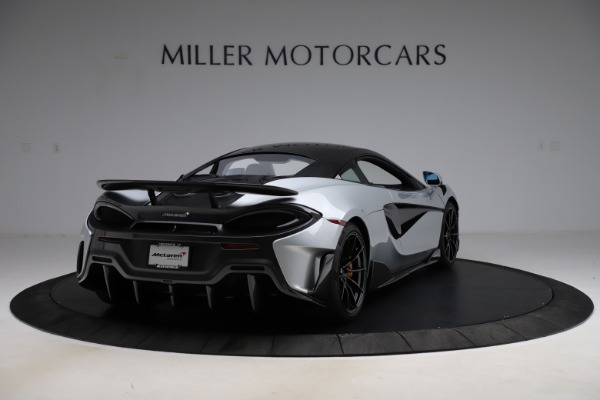 Used 2019 McLaren 600LT for sale $223,900 at Bugatti of Greenwich in Greenwich CT 06830 6