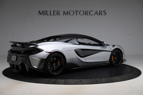 Used 2019 McLaren 600LT for sale $223,900 at Bugatti of Greenwich in Greenwich CT 06830 7