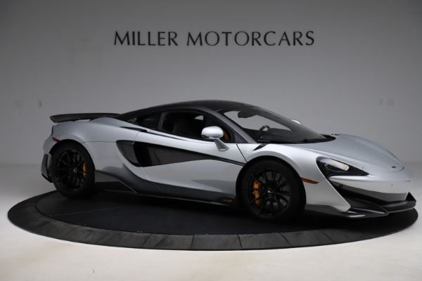 Used 2019 McLaren 600LT for sale $223,900 at Bugatti of Greenwich in Greenwich CT 06830 9