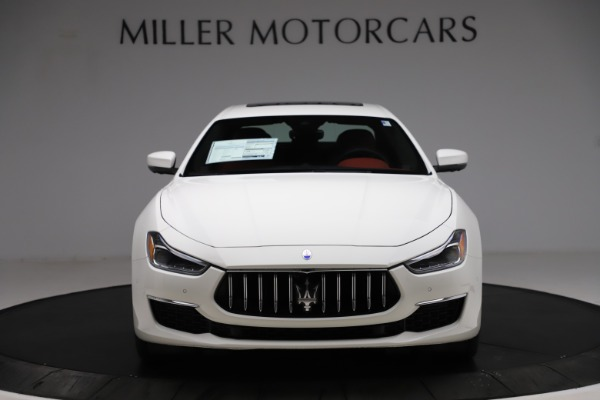 New 2021 Maserati Ghibli S Q4 GranLusso for sale $95,835 at Bugatti of Greenwich in Greenwich CT 06830 12