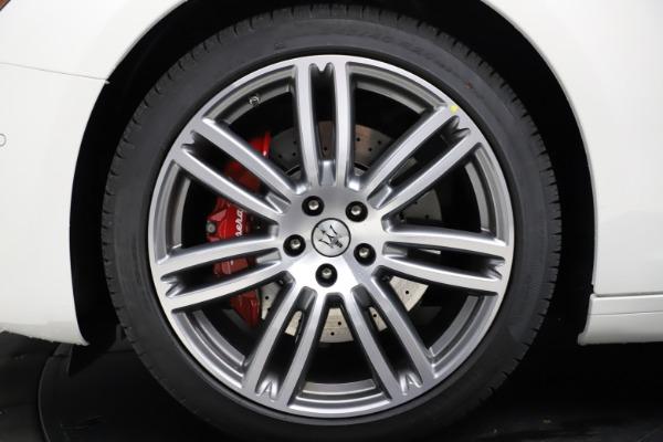 New 2021 Maserati Ghibli S Q4 GranLusso for sale $95,835 at Bugatti of Greenwich in Greenwich CT 06830 13