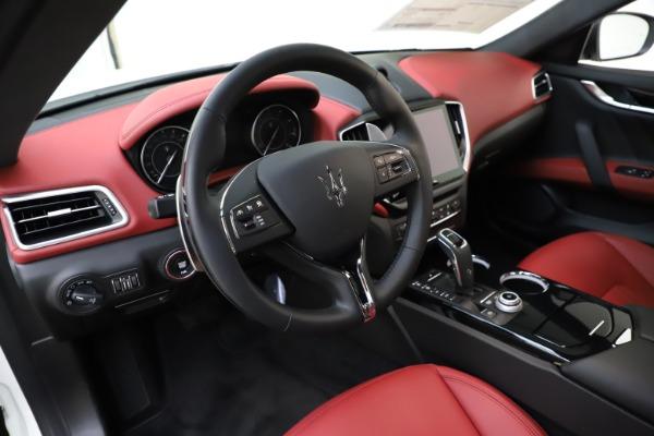 New 2021 Maserati Ghibli S Q4 GranLusso for sale $95,835 at Bugatti of Greenwich in Greenwich CT 06830 16