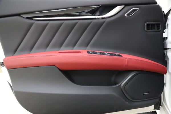 New 2021 Maserati Ghibli S Q4 GranLusso for sale $95,835 at Bugatti of Greenwich in Greenwich CT 06830 17