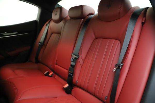 New 2021 Maserati Ghibli S Q4 GranLusso for sale $95,835 at Bugatti of Greenwich in Greenwich CT 06830 19