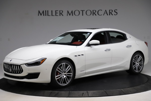 New 2021 Maserati Ghibli S Q4 GranLusso for sale $95,835 at Bugatti of Greenwich in Greenwich CT 06830 2