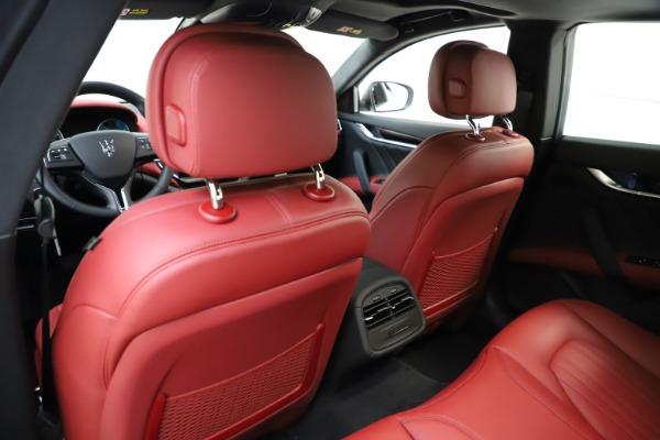 New 2021 Maserati Ghibli S Q4 GranLusso for sale $95,835 at Bugatti of Greenwich in Greenwich CT 06830 21