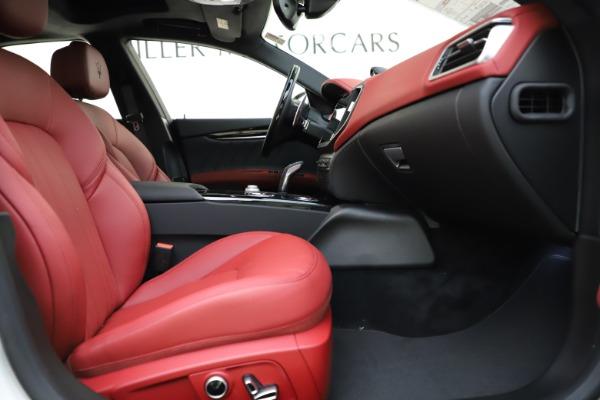 New 2021 Maserati Ghibli S Q4 GranLusso for sale $95,835 at Bugatti of Greenwich in Greenwich CT 06830 23