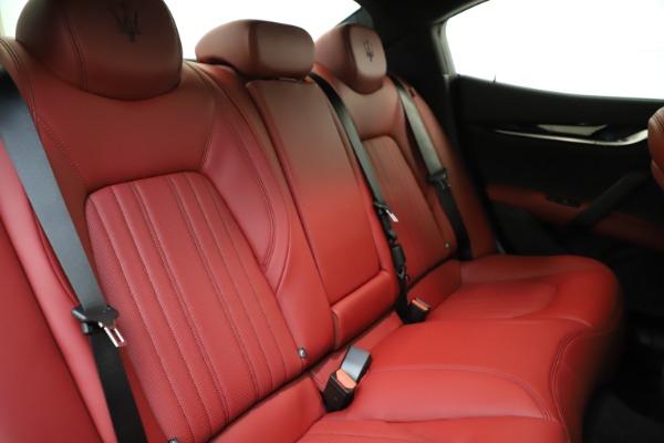New 2021 Maserati Ghibli S Q4 GranLusso for sale $95,835 at Bugatti of Greenwich in Greenwich CT 06830 25