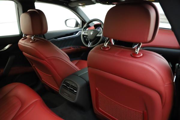 New 2021 Maserati Ghibli S Q4 GranLusso for sale $95,835 at Bugatti of Greenwich in Greenwich CT 06830 27