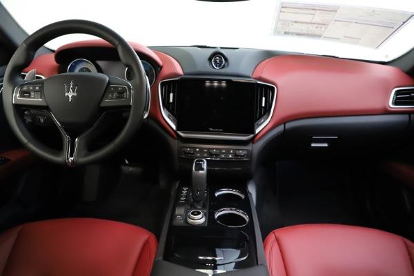 New 2021 Maserati Ghibli S Q4 GranLusso for sale $95,835 at Bugatti of Greenwich in Greenwich CT 06830 28