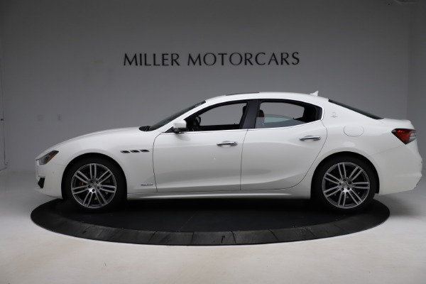 New 2021 Maserati Ghibli S Q4 GranLusso for sale $95,835 at Bugatti of Greenwich in Greenwich CT 06830 3