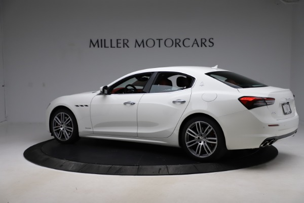 New 2021 Maserati Ghibli S Q4 GranLusso for sale $95,835 at Bugatti of Greenwich in Greenwich CT 06830 4