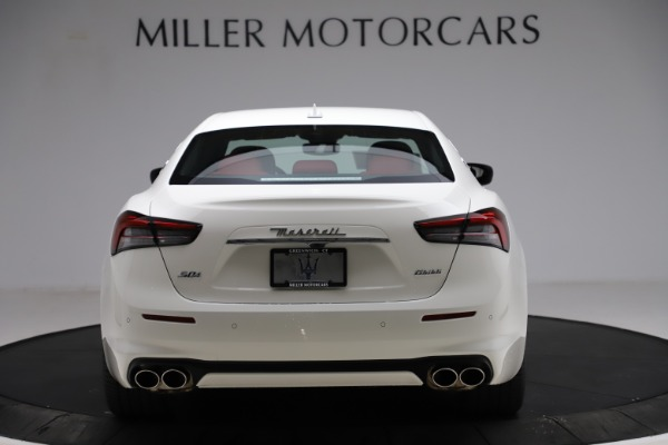 New 2021 Maserati Ghibli S Q4 GranLusso for sale $95,835 at Bugatti of Greenwich in Greenwich CT 06830 6
