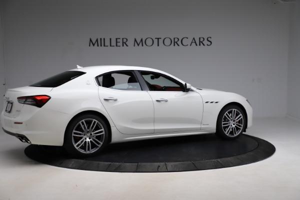 New 2021 Maserati Ghibli S Q4 GranLusso for sale $95,835 at Bugatti of Greenwich in Greenwich CT 06830 8