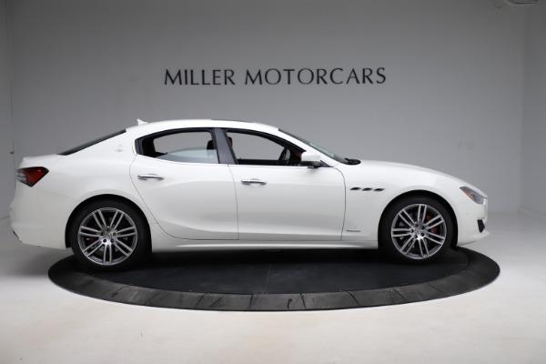 New 2021 Maserati Ghibli S Q4 GranLusso for sale $95,835 at Bugatti of Greenwich in Greenwich CT 06830 9
