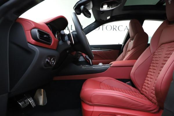 New 2021 Maserati Levante GTS for sale $140,585 at Bugatti of Greenwich in Greenwich CT 06830 14