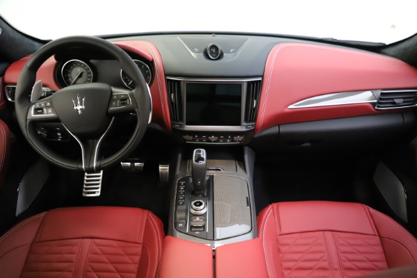 New 2021 Maserati Levante GTS for sale $140,585 at Bugatti of Greenwich in Greenwich CT 06830 16