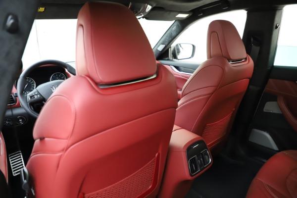 New 2021 Maserati Levante GTS for sale $140,585 at Bugatti of Greenwich in Greenwich CT 06830 20