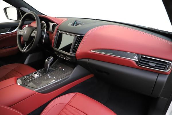 New 2021 Maserati Levante GTS for sale $140,585 at Bugatti of Greenwich in Greenwich CT 06830 23